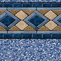 Grand Tile, Pebblestone Floor