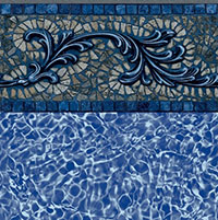 Chesapeake Tile, Blue Bahama Floor