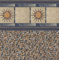 Sundial Tile, Clearwater Tan Floor