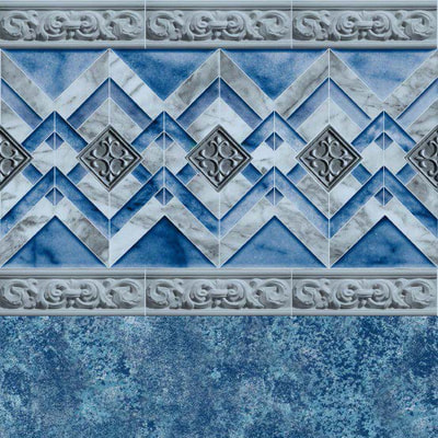 *NEW* Blue Neptune Tile Avelino Floor 28/20 mil or 28 mil