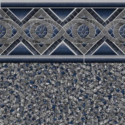 *NEW* Gray Solana Tile, Gray Brighton Floor 28/20 mil or 28 mil