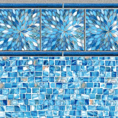 *NEW* Sunburst Tile, Oyster Bay Floor 28/20 mil or 28 mil